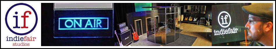 Indiefair Recording Studios 2010 - 2013
